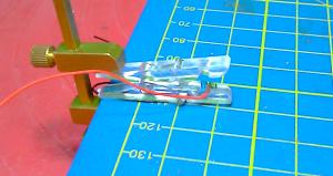 Obr. 5 - Držák SMD LED